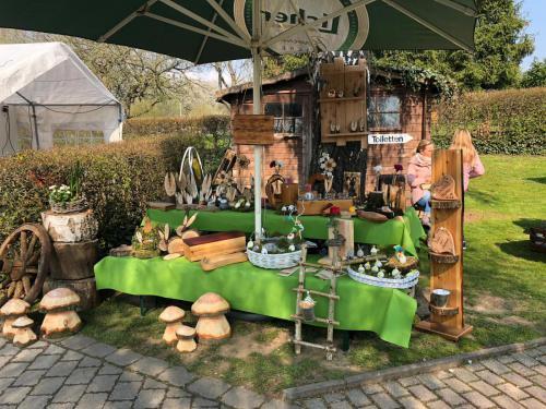 Gaststaette Erlenhof Wissmar Wettenberg Fruehlingsmarkt 2019 (9)